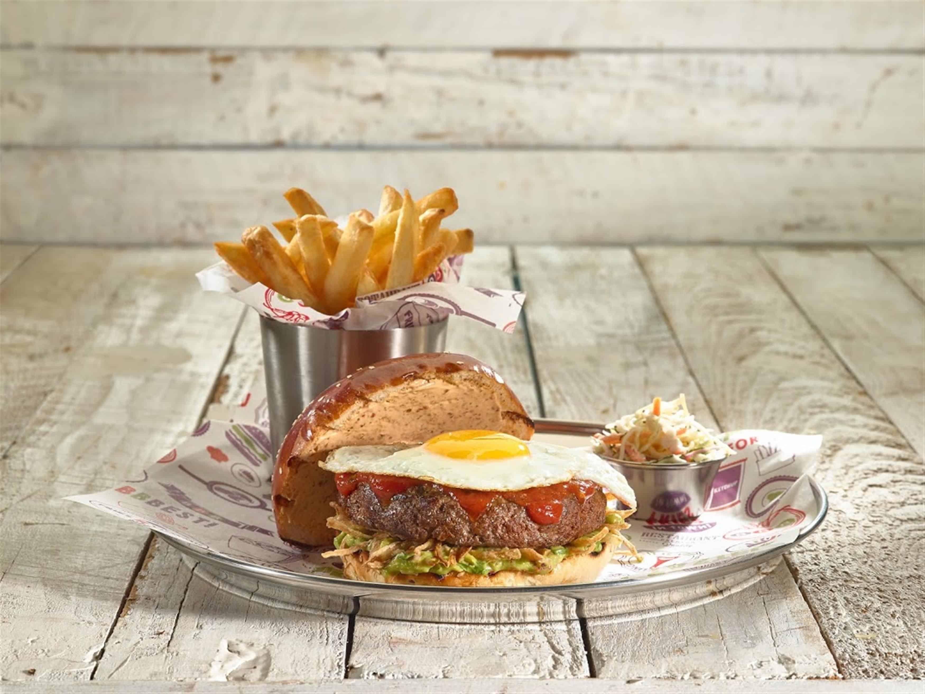 רשת המסעדות BBB המבורגר לטינו צילום יורם אשהיים - עותק