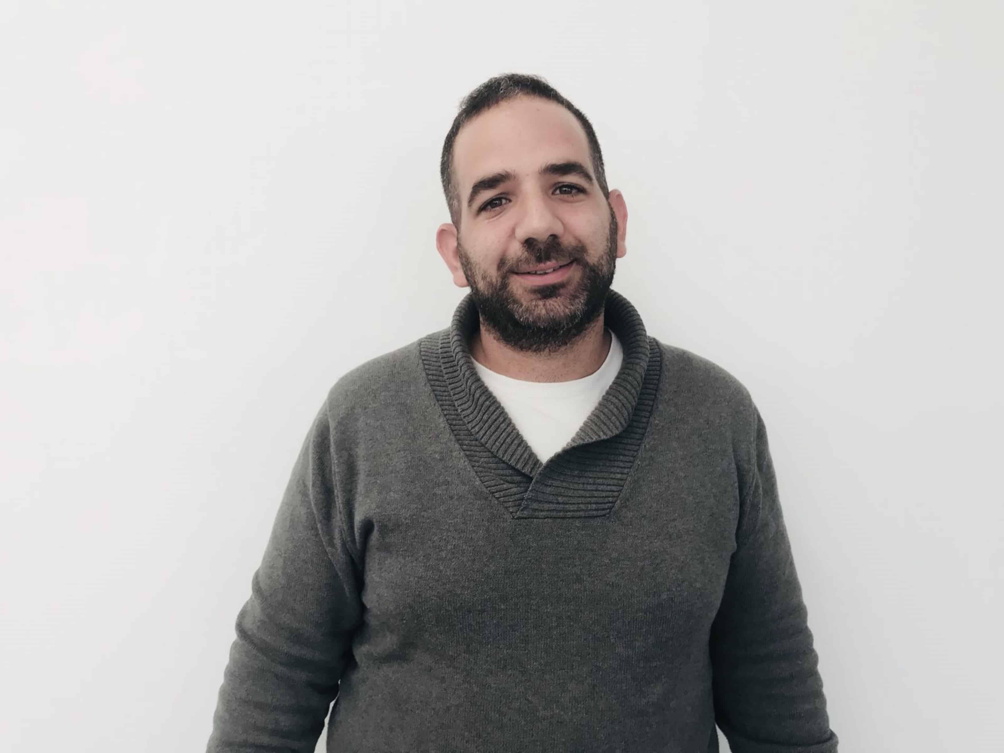 טל זנזורי סמנכל חטיבת הקבלנים ברהיטי דורון- צילום אסף טייכמן