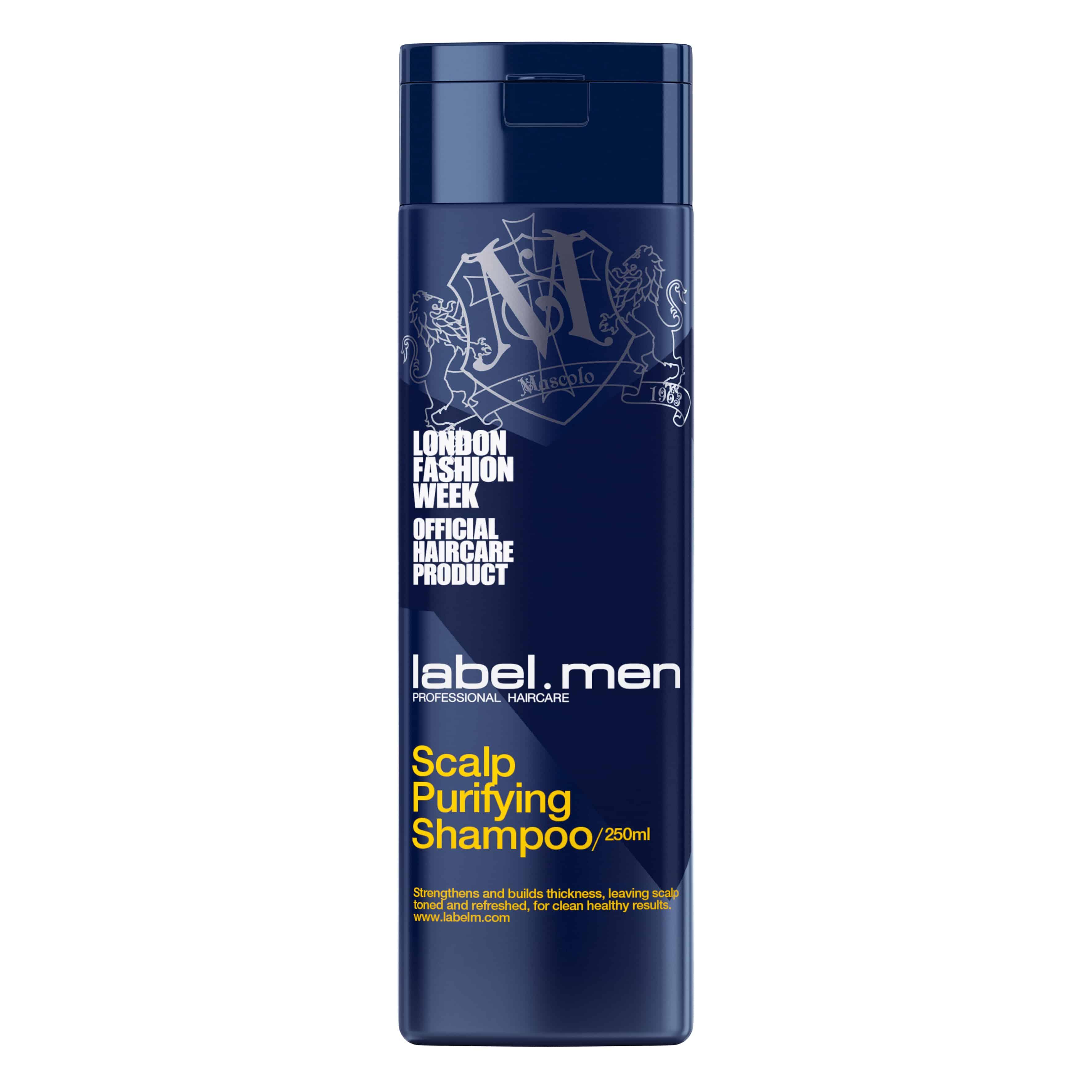 שמפו סקאלפ פיוריפייניג - ניקוי עדין ויומיומי לכל סוגי השיער מחזק ומעבה את השיער משאיר את הקרקפת רגועה וללא קשקשים