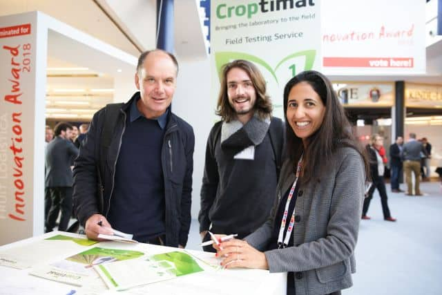 FRUIT LOGISTICA INNOVATION AWARD 2018 - Croptimal: In-field Laboratory For Agricultural Testing