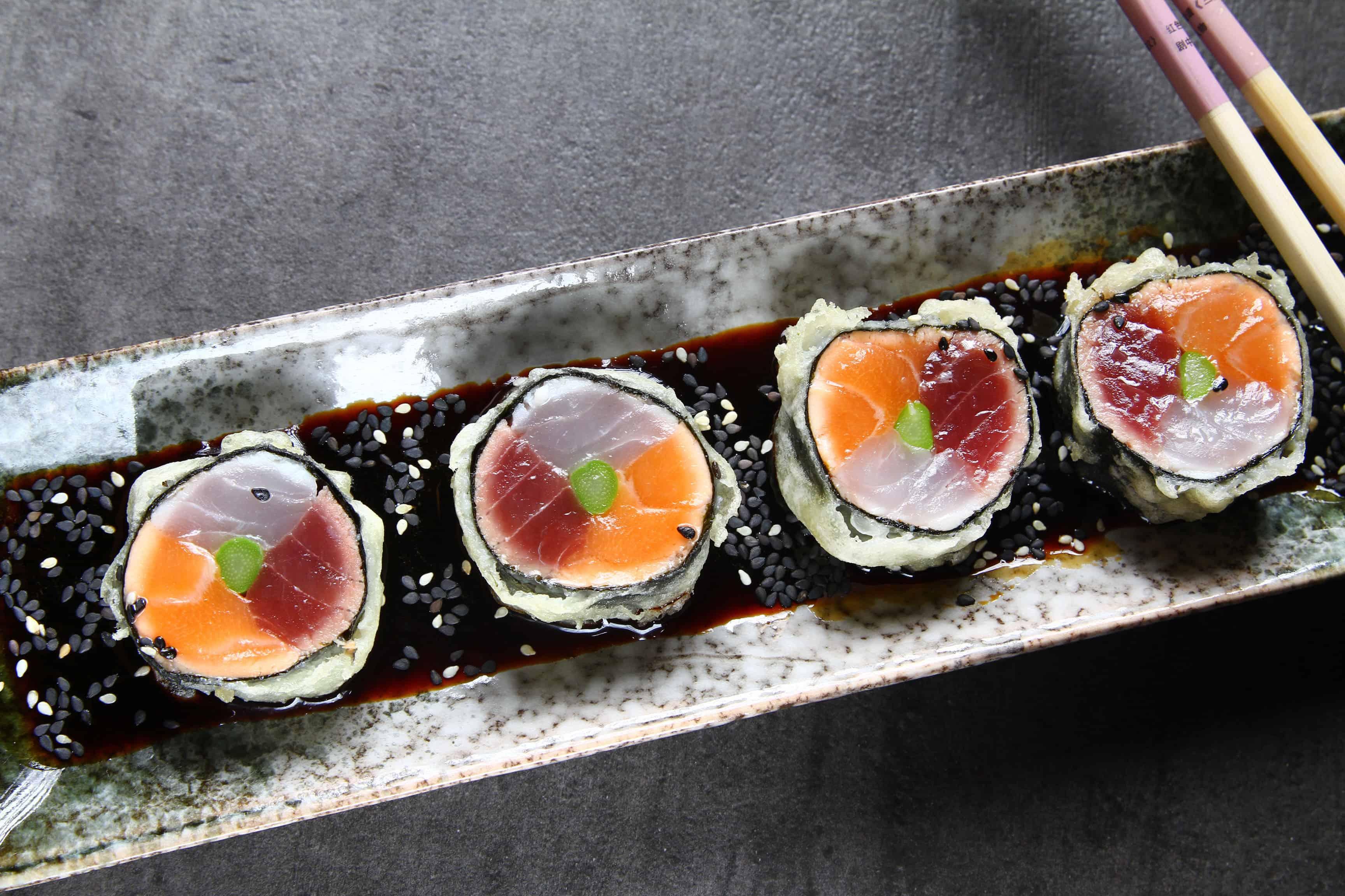 מסעדת אוקינאווה סושי בר